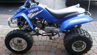 YAMAHA RAPTOR atv 80 CC 2004 3 SPEED SEMI AUTO NEW TIRES & RIMS mint