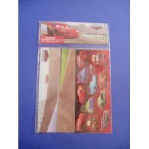 Disney CARS Magnetic Scene Toys & Games