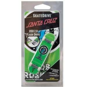 SANTA CRUZ Roskopp 1 Skateboard USB Flash Drive 4GB