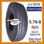 20.5x8.0 10 Pontoon Boat Camper Trailer Tire 10ply items in Jeds