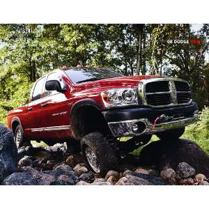 2008 Dodge Ram Pickup Truck Sales Brochure Everything