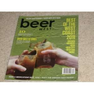 BEER WEST Magazine Summer 2011 Best of the West Coast   Brewer