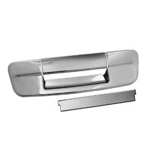 2009 2010 2011 Dodge Ram 1500 Chrome Tail Gate Handle Cover 3PC No Key