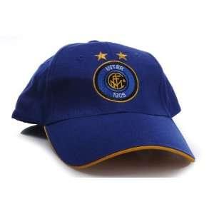 Inter Milan FC   Blue Adjustable Cap Hat