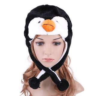 cartoon Animal Penguin Mascot Fancy Costume Cap H2742