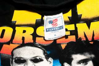 four HORSEMEN WCW wwe wwf WRESTLING 1996 mens RIC FLAIR SHIRT
