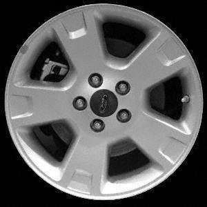 02 05 FORD EXPLORER ALLOY WHEEL RIM 17 INCH SUV, Diameter 17, Width 7