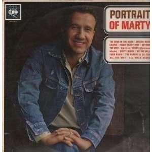 PORTRAIT LP (VINYL) UK CBS 1962: MARTY ROBBINS: Music