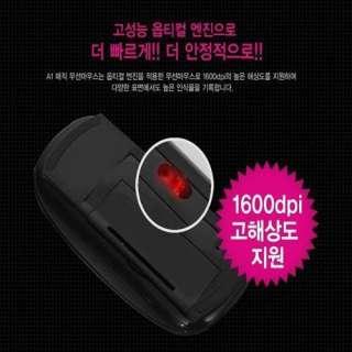 OEM Slim 1600DPI Mini 2.4GHz 2.4G USB Wireless Optical Mouse Mice For