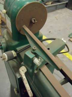 12 Model 45 Wood Lathe with Tail Stock and Tool Rest
