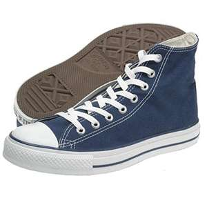 Converse All Star CT Navy High. Mens US Sizes 3   16.