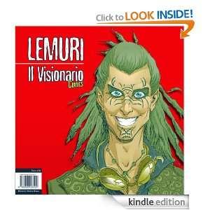 Lemuri il Visionario Comics (Italian Edition) Vittorio Centrone