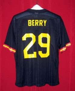 Reebok ERIC BERRY Kansas City Chiefs WOMENS jersey S XL
