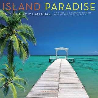 Island Paradise 2012 Mini Wall Calendar 076717318