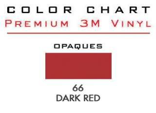 Mustang ROUSH Hood Stripes Decals DARK RED * 3M PRO Vinyl Graphics