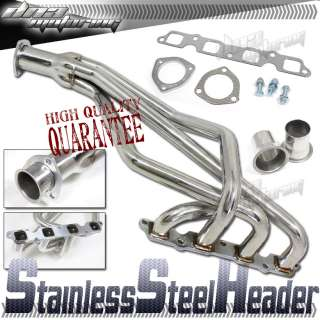 COROLLA 74 82 1.8L 3TC STAINLESS STEEL PERFORMANCE HEADER/EXHAUST