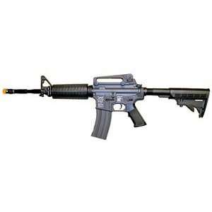 AEG Electric ICS Olympic Arms M4 Assault Rifle FPS 330, Collapsible