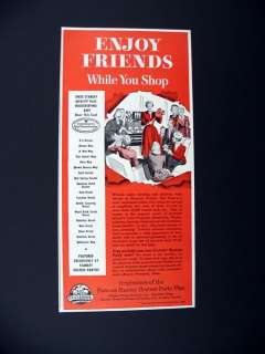 Stanley Stanhome Products In Home Shopping Parties 1952 print Ad
