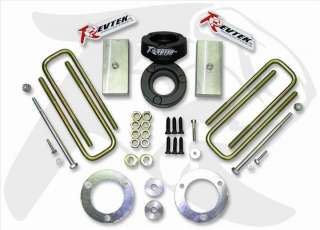 Revtek Suspension 426 Toyota Tacoma 3 Inch Front 1 1/4 Rear Suspension