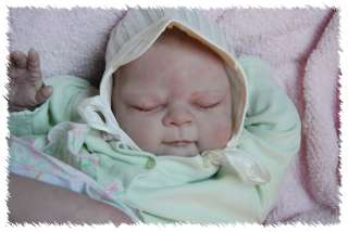 Reborn CUSTOM MADE LIBBY ooak doll lifelike fake art ARTIST Baby Cindy