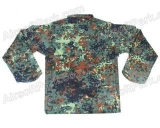 Special Force Combat Uniform Shirt & Pants Ver3 German Camo   M