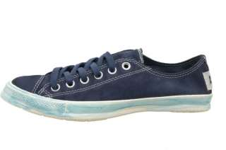 new vtg Converse All Star CT AS COAST OX navy olive grey vegan canvas