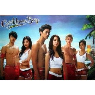 Girls Generation 2PM Caribbean Bay POSTER 34 x 23.5 Korean boy band