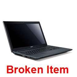 Acer Aspire 5250 AMD Dual Core 1.00GHz BROKEN