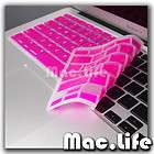 HOT PINK Keyboard Cover Skin for Macbook Air 13 A1369