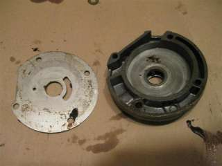 water pump housing Johnson 25 hp outboard rd 15 rdl 15