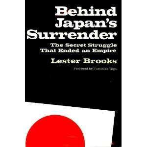 Surrender the Secret Strug (9781135105716): Lester Brooks: Books