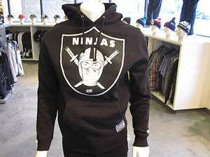 Rocksmith Ninja Pullover Hoody, Crooks and castles, diamond supply