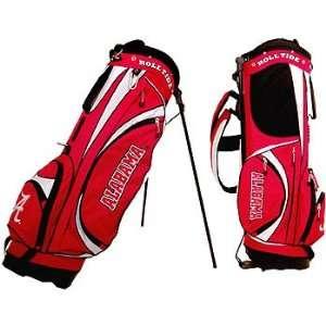 Alabama Crimson Tide NCAA College Logo Golf Stand Bag