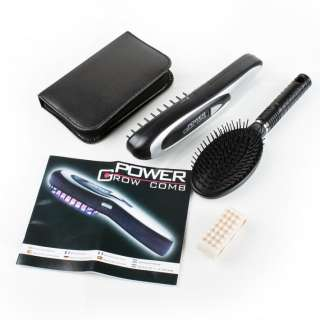 Power Grow Laser Comb Kit Regrow for Hair Loss Growth