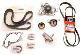 Toyota Highlander V6 Timing Belt+Water Pump Kit  Genuine & OEM Parts