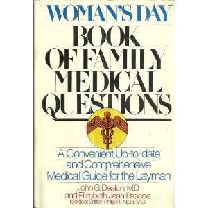 Womans Day: Book of Family Medical Questions: John G. Deaton
