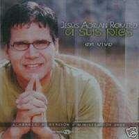 Sus Pies   en Vivo   Jesus Adrian Romero cd