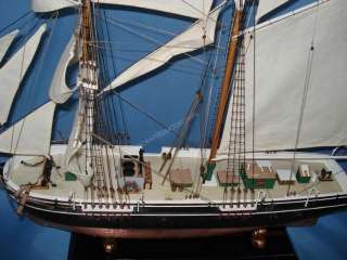 Kate Cory 32 Ship Model Whaling Boat NOT A KIT