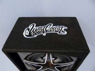 West Coast Customs 700W Complete Bass System WCCSP112 660715221604