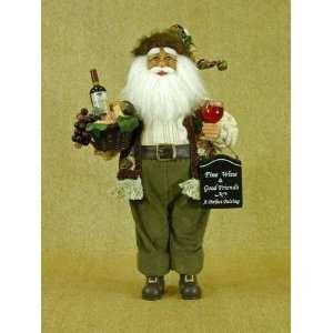 wine collector doll by Karen Didion originals 16