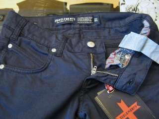 ZU ELEMENTS   Jeans donna   PICK POKET   Blu