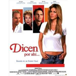 40 Inches   69cm x 102cm) (2005) Spanish Style B  (Jennifer Aniston