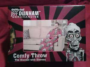 Jeff Dunham Achmed The Terrorist Snuggie Achmed Fleece Comfy Throw