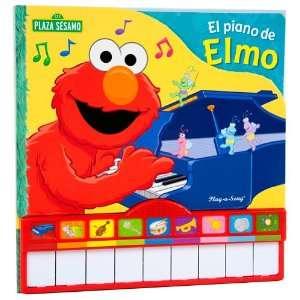 El Piano de Elmo (Plaza Sesamo) (9781412792448) Warner McGee Books