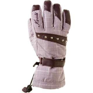 Womens Purple Gore Tex Winter Ski Snowboard Glove   Size Medium