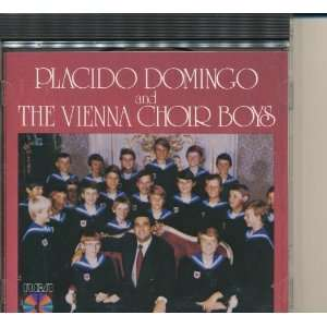 Vienna Choir Boys Helmuth Froschauer, Placido Domingo, Vienna Boys