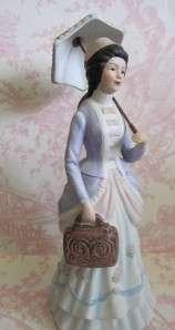 1978 Miss Albee Avon Presidents Club Award Figurine