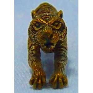Tiger Honor Respect Attract Charm Lp Joiy Thai Amulet: Everything Else