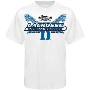 NCAA Duke Blue Devils 2011 NCAA Mens Lacrosse National