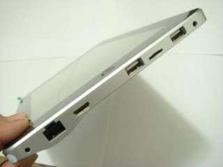 display ad alta risoluzione e speakers stereo di alta qualita